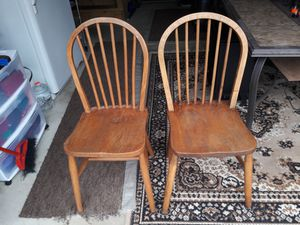 Pair Chairs for Sale in Franklinville, NJ