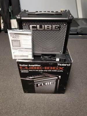 Cube 10GX Amplifier for Sale in Barnhart, MO