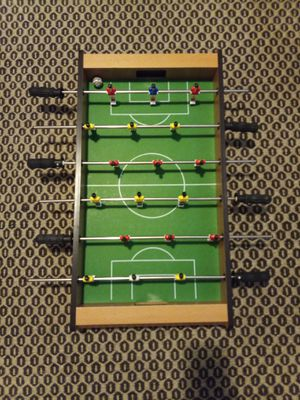 Used, Foosball table for Sale for sale  Jersey City, NJ