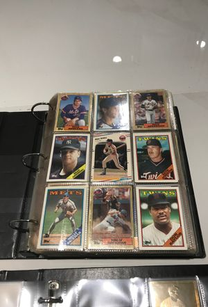 Baseball card collection for Sale in Miami, FL