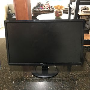 acer LCD Monitor for Sale in Miami, FL