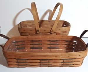 LONGABERGER BASKETS SIGNED for Sale in Redford Charter Township, MI