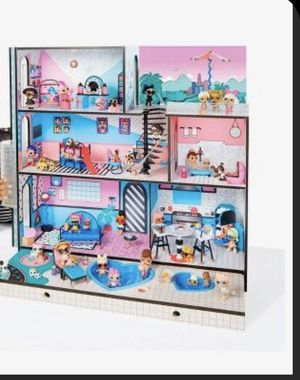 LOL doll house for Sale in Pompano Beach, FL