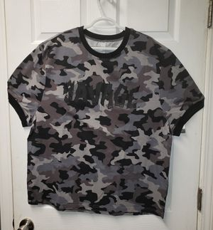 Brand New with tags Savage Gray Camo Shirt 2XL by Carbon for Sale in Evans City, PA