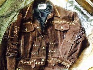 Chocolate Suede Jacket...Ladies Med/Lg for Sale in Dallas, TX