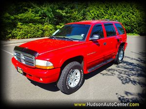2001 Dodge Durango SLT for Sale in Poulsbo, WA