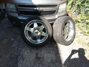 22s 6 lugs good condition trade for Sale in Kansas City, KS