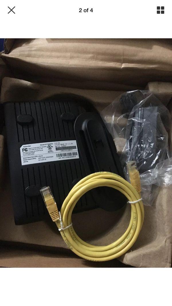 Brand new Verizon GT784WNV DSL modem wireless router