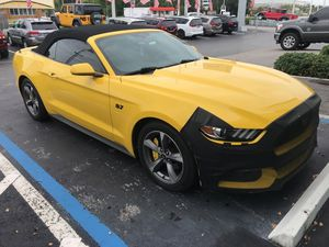2015 Ford Mustang for Sale in Hollywood, FL