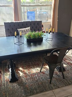 Farmhouse Dining Table for Sale in St. Petersburg,  FL