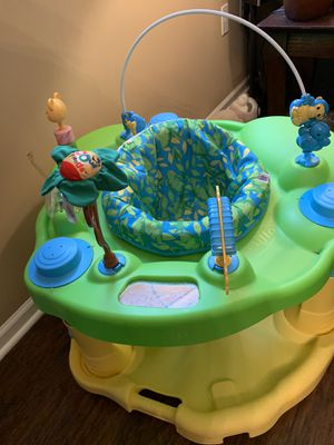 Baby Jungle Excersaucer Activity Center for Sale in Chesapeake, VA