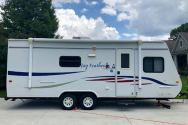 non-smoking 2008 JAYCO JAY FEATHER EXP 23B for Sale in Novelty,  OH