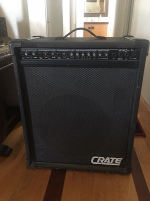 Crate Bass Amp for Sale in Wilson, NC
