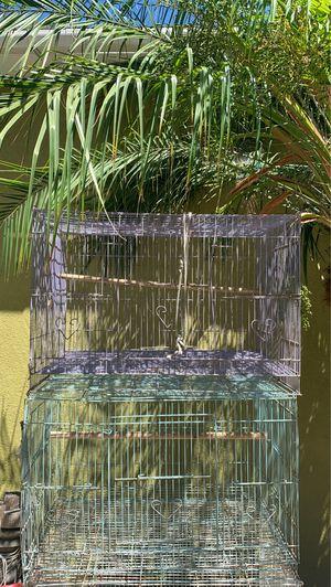 Medium bird cage for Sale in Santa Ana, CA