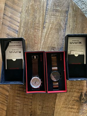 Mvmt watches for Sale in Lodi, CA
