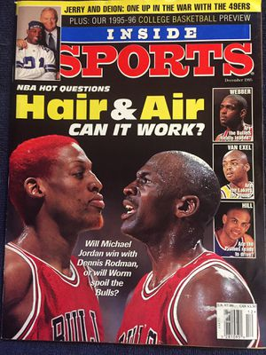 Jordan and Rodman magazine rare for Sale in Parma, OH