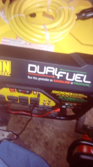 Brand new never used generator for Sale in Gaithersburg, MD