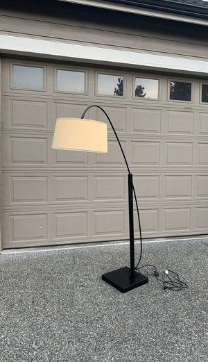 Adjustable floor lamp for Sale in Edgewood, WA