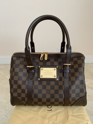 Louis Vuitton Berkeley Bag Damien Ebene Brand New for Sale in Garden Grove, CA