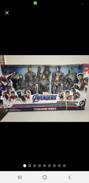 Avengers Big Play Set for Sale in Bend, OR