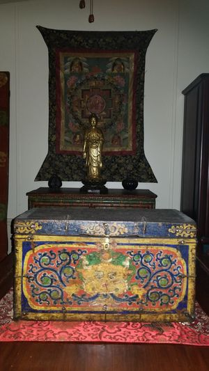 Antique Tibetan Early 19th Century for Sale in San Francisco, CA