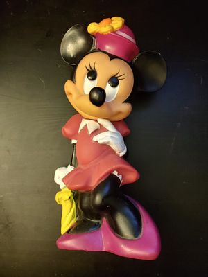Vintage minnie mouse coin bank for Sale in Woodbridge, VA