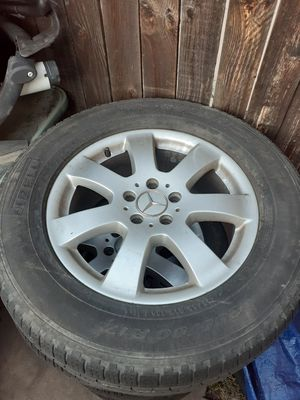 """17"""" Mercedes Benz ML350 Wheels & Tires for Sale in Arvada, CO"""