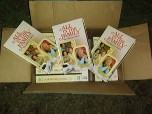 All in the Family Collectors Edition VHS for Sale in Fitzgerald, GA