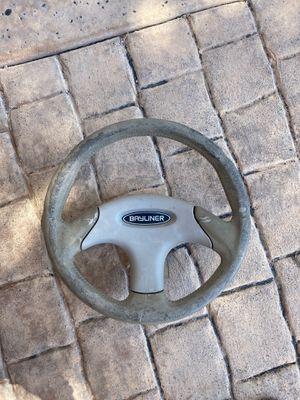 Bayliner boat steering wheel for Sale in Las Vegas, NV