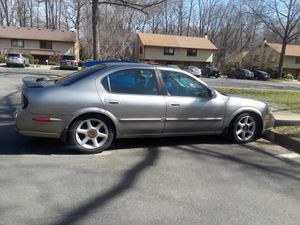 2001 Nissan maxima for Sale in Fairfax Station, VA