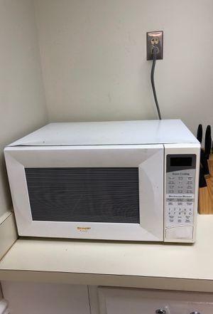 Sharp Microwave for Sale in Falls Church, VA
