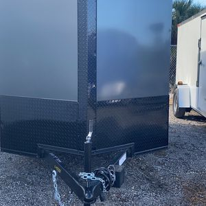 7x16 TA Covered Wagon 7' 10k Enclosed Trailer for Sale in Hudson, FL
