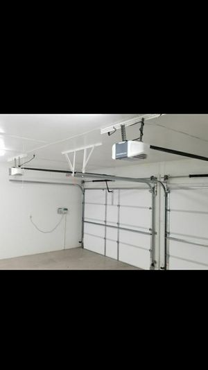 GARAGE DOOR, SPRING INSTALLATION for Sale in Kissimmee, FL