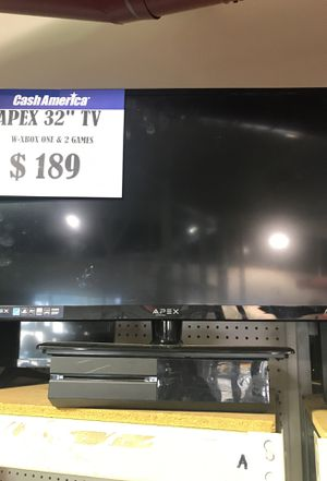 Tv and game for Sale in Houston, TX