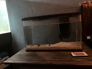 5-10 gallon fish tank for sale for Sale in Winston-Salem, NC