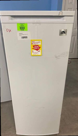 Upright freezer 🥶🥶🥶🥶❄️❄️🧊💦 XHJ for Sale in Ontario, CA