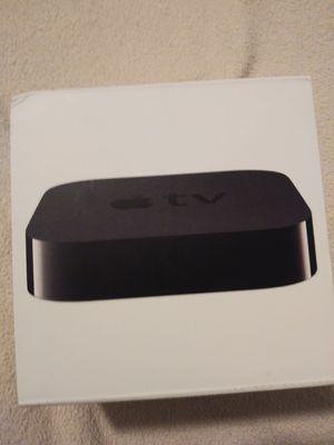 Apple tv 1080p new for Sale in Kissimmee, FL