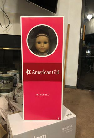 American Girl Doll McKenna Retired for Sale in Rancho Cucamonga, CA