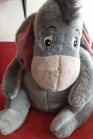 """Whinie the Pooh Eeyore plush 27"""" $45 for Sale in Lawndale, CA"""