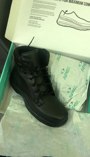 APEX Work Boots Men 10.5 for Sale in Perth Amboy, NJ