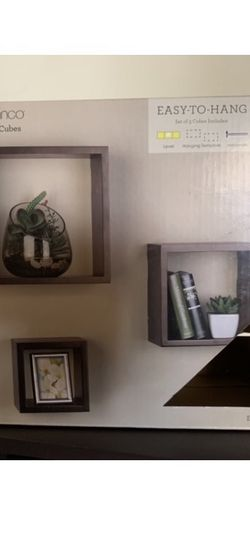 Set 3 Cubes Of Wall for Sale in Fullerton,  CA