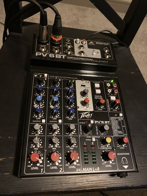 Peavey mixer for Sale in Orlando, FL