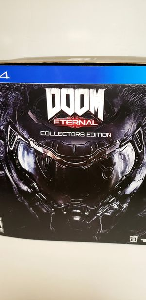 DOOM ETERNAL Collector's Edition Brand New! for Sale in Miami, FL