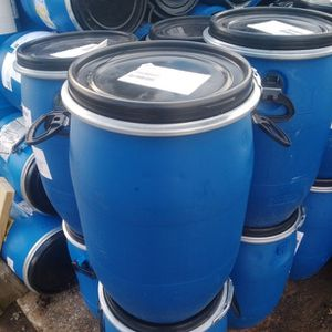 Plastic barrels for Sale in Paradise, PA