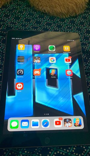 iPad generation 6 is new I used it a few times and that it I can trade it for a Xbox one or a laptop for Sale in Chatsworth, GA