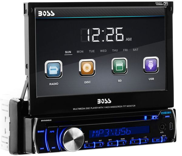 Boss indash radio with Bluetooth for $115 Brand new in the box with warranty