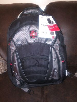 """ BRAND NEW ""WENGER 16"" Laptop backpack with tablet pocket for Sale in West Palm Beach, FL"