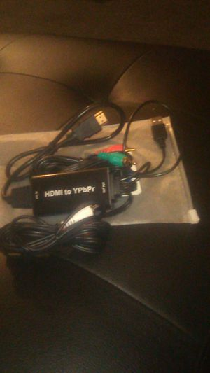 HDMI to ypbpr for Sale in Las Vegas, NV