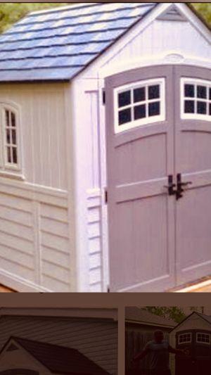 Suncast 7'x7' garden shed for Sale in Pomona, CA