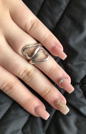 Silver ring for Sale in Dallas, TX